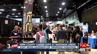 Exploring careers in Kern County - Video