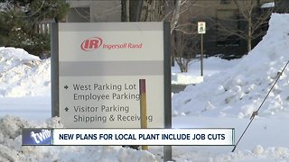 NEW PLANS FOR LOCAL PLANT INCLUDE JOB CUTS
