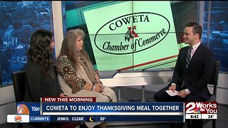 Outdoor Thanksgiving Feast Planned in Coweta - Video