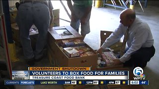 Treasure Coast Food Bank helping federal workers, families during government shutdown
