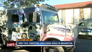 New tool targeting high-crime areas in Bradeton - Video