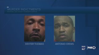 States Attorney announces three indictments for two murder cases