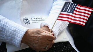 Immigration Agency Takes 'Nation Of Immigrants' From Mission Statement - Video