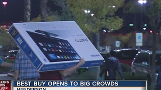 JCPenney, Best Buy among retailers opening early on Thanksgiving - Video