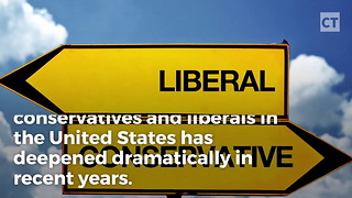 Calls for Secession Increasing as Liberal, Conservative Divide Deepens - Video