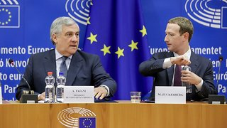 Zuckerberg Apologizes To European Lawmakers Over Facebook Scandals - Video