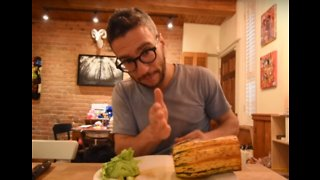 Vlogger Presents Truly Ridiculous Halloween Recipe - Video