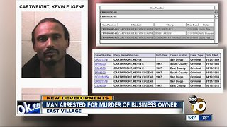 Man arrested for murder of East Village business owner