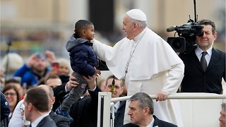 Pope Signs New Law To Prevent Child Abuse At Vatican HQ And Embassies