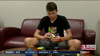 Local Teen Headed to Rubik's Cube National Championships
