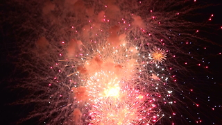 City of Newburgh's 4th of July firework display - Video