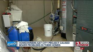 Bellevue residents say city program caused flooding in their homes - Video