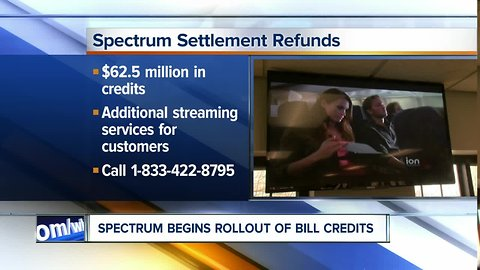 How to get your free credits from Spectrum