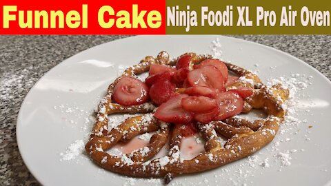 How to Have Funnel Cake the Easy Way