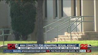 Man convicted for sexual assault