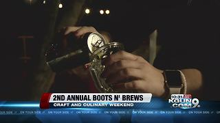 Tanque Verde Ranch celebrates 'Boots-N-Brews' - Video