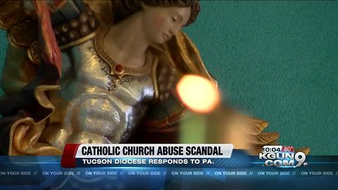 The Diocese of Tucson responds to claims of sexual abuse in Pennsylvania