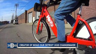 Detroit 2020: Creator of MOGO is a Detroit 2020 Changemaker