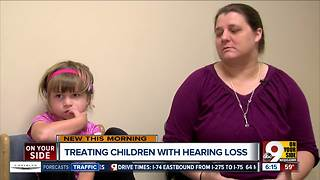Therapy helps children born deaf learn to speak - Video