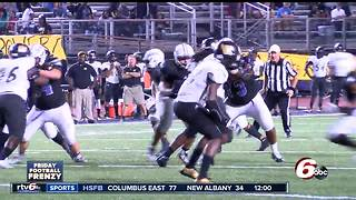 HIGHLIGHTS: Ben Davis 45, Warren Central 16 - Video