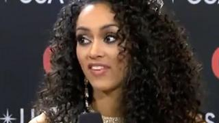 Miss USA's Controversial Comments - Video