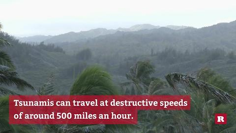 5 interesting facts about tsunamis | Rare News