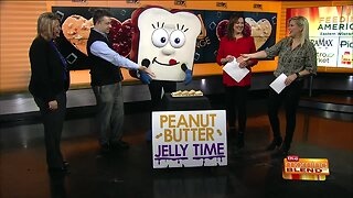 Feeding People in Need with the PB&J Challenge!