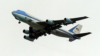 Air Force Cancels $24M Refrigerators For Air Force One - Video