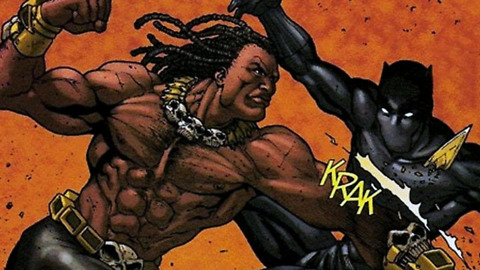 3 Facts You Didn't Know about Marvel's Upcoming Black Panther Villain Erik Killmonger