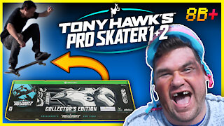 Unbox Adventures Episode 8: Tony Hawk Pro-skater edition!
