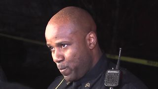 IMPD discusses 1-year-old shot and killed on Indy's northeast side - Video