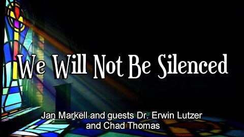 Prophecy Update - We Will Not Be Silenced