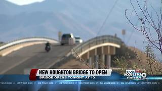 Houghton Bridge construction well underway - Video