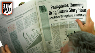 Pedophiles Running Drag Queen Story Hour, And Other Unsurprising Revelations | Ep. 682