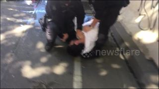 Police arrest principal suspect of Melbourne incident - Video