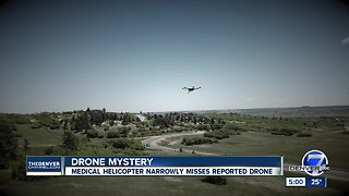 "Drone's close call with Colorado medical helicopter ""extremely concerning"""