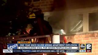 One year since Silver Spring apartment explosion - Video