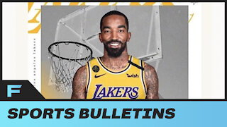 LeBron James Reacts To J.R. Smith Signing With Lakers For Remainder Of Season
