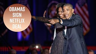Obamas outrage Republicans with Netflix deal