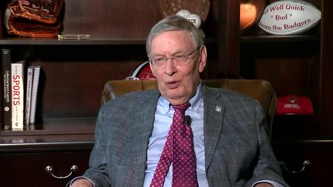 Bud Selig on the 2018 Brewers: 'They're really good' [FULL INTERVIEW]