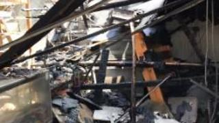 Family struggles to recover from fire - Video