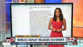 Marilou Danley releases statement - Video