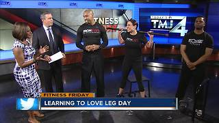 Fitness Friday: Leg Day - Video