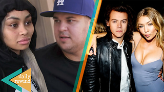 Rob Kardashian & Tyga REACT To Blac Chyna Pregnancy! Gigi Hadid Want To Date Harry Styles?! | DR - Video
