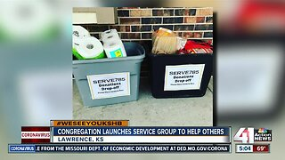 Congregation launches service group to help others