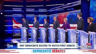 WNY Democrats excited for first presidential debate