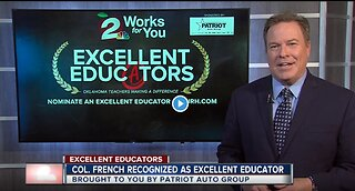 Excellent Educator Col. French