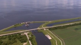 Corps to release water from Lake Okeechobee in advance of Hurricane Irma - Video