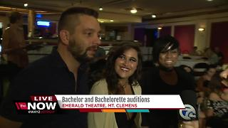 Metro Detroiters look to find love at Bachelor and Bachelorette auditions - Video