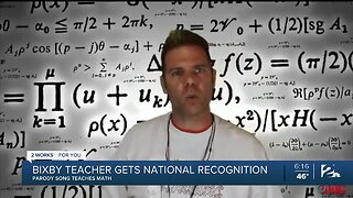 Bixby Teacher Wins First Place In National Song Contest